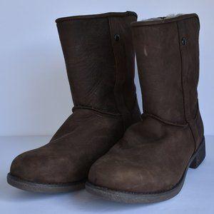 * ABEO Pro Burlington Women's Shearling Boots Sz 6